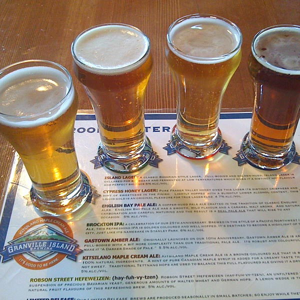 Beer Tasting Tour - Half Day
